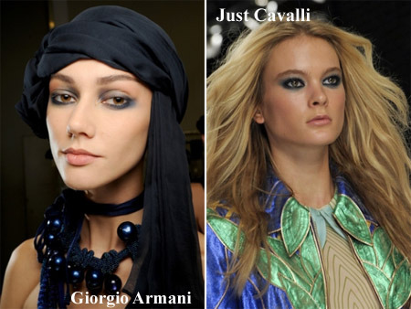 Spring-summer-2011-hot-makeup-trends-armani-just-cavalli